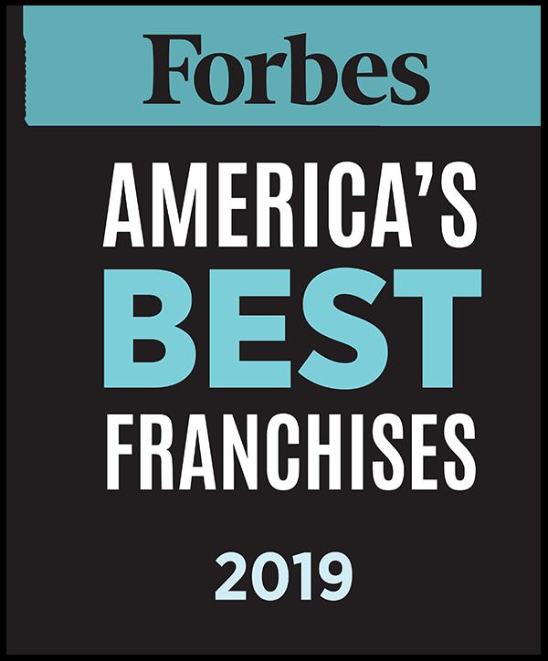 Forbes America's Best Franchises 2019