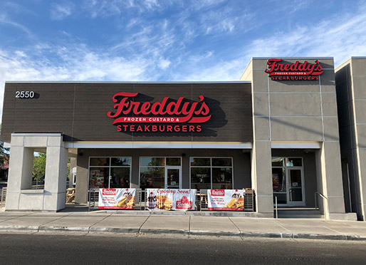 Freddy's in Albuquerque