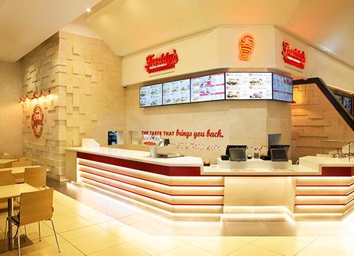 Freddy's at Mall of Emirates