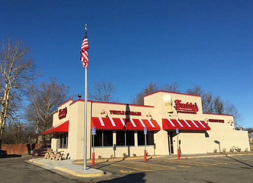 Freddy's location in Topeka